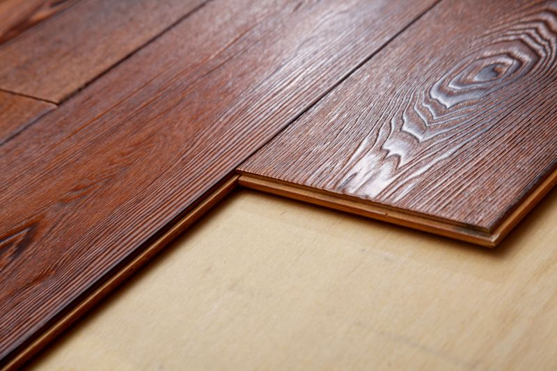 关于安装木地板需要注意的事项