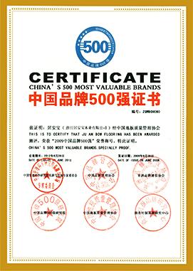 品牌500强